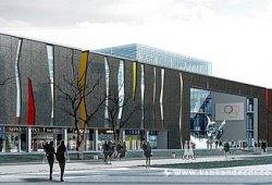 Проектирование Торгового центра 2014