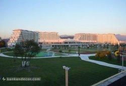 Проект Олимпийского комплекса Сочи.