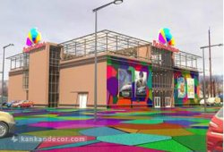 Проект Кинотеатра 4 зала Киноцентр