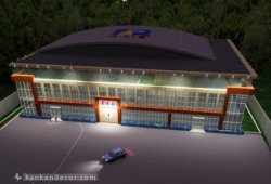 Проект реконструкции Центр НФ