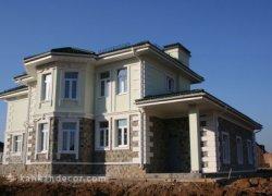 Проекты частных домов  1 400 м2