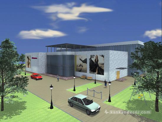 проектирование архитектура зданий дизайн проект интерьер офисных торговых бизнес центров Мов