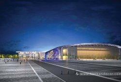Проект Выставочного центра