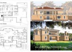 дизайн интерьера экстерьер домов