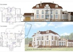 проектирование элитных домов